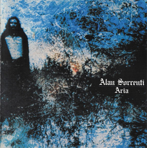 Alan Sorrenti Aria album cover
