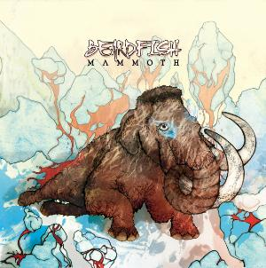 Beardfish - Mammoth CD (album) cover