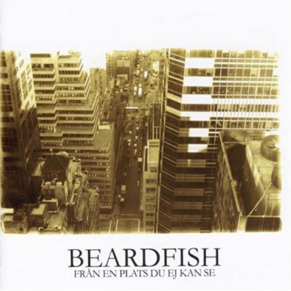 Från En Plats Du Ej Kan Se by BEARDFISH album cover