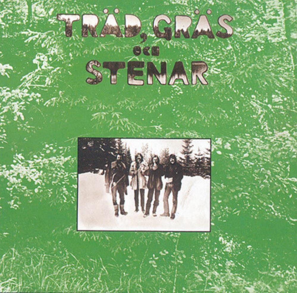 Träd Gräs och Stenar Träd, Gräs Och Stenar album cover