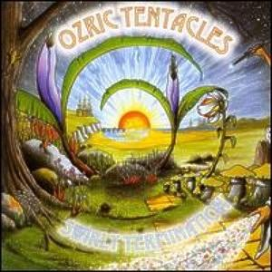 Ozric Tentacles - Swirly Termination CD (album) cover