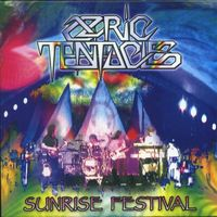 Ozric Tentacles Sunrise Festival album cover