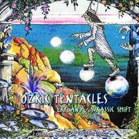 Ozric Tentacles Erpland / Jurassic Shift album cover