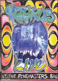 Ozric Tentacles Live at Pongmasters Ball 2002 album cover