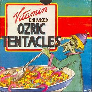 Vitamin Enhanced by OZRIC TENTACLES album cover
