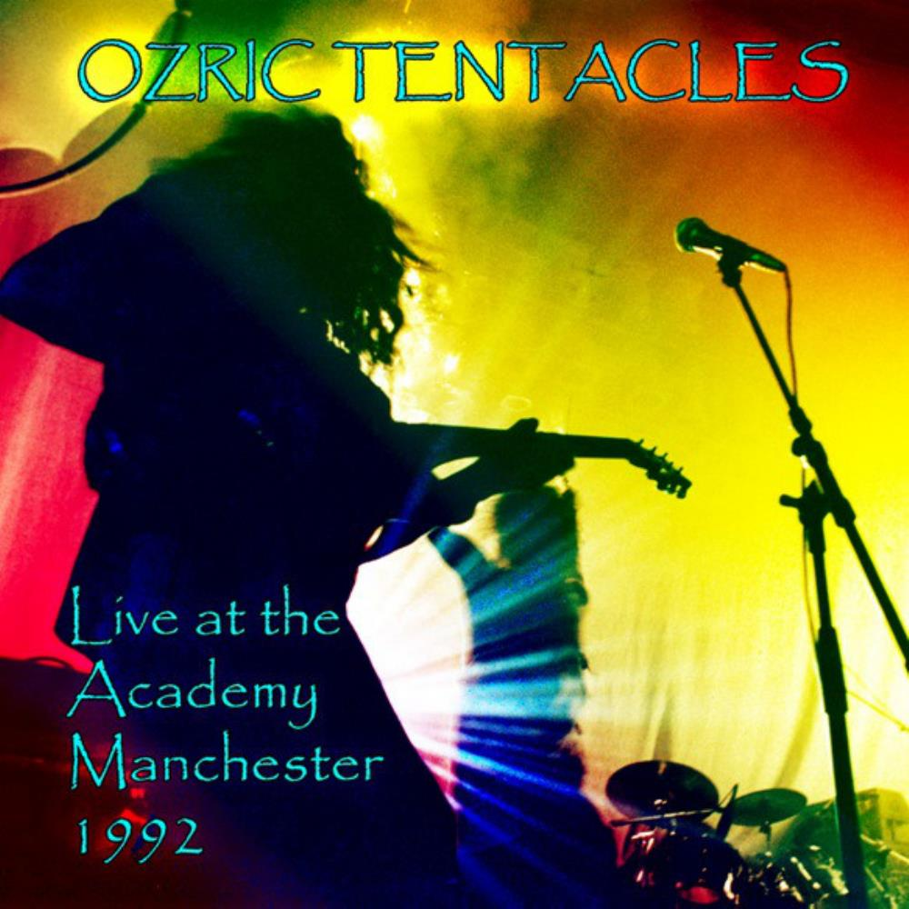 Ozric Tentacles Live At The Academy Manchester 1992 album cover