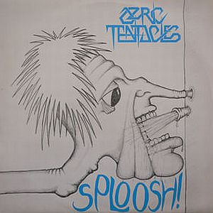 Ozric Tentacles - Sploosh / Live Throbbe CD (album) cover
