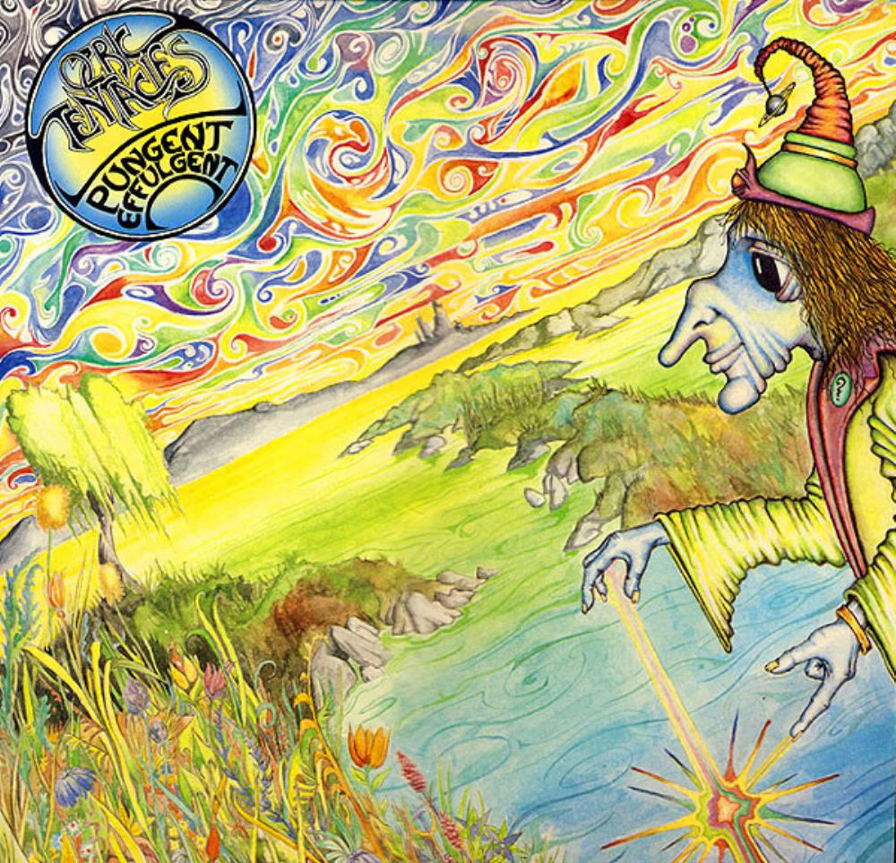 OZRIC TENTACLES Pungent Effulgent reviews