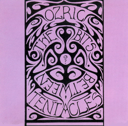 Ozric Tentacles The Bits Between the Bits album cover