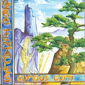 Ozric Tentacles - Curious Corn CD (album) cover