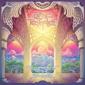 Technicians Of The Sacred by OZRIC TENTACLES album cover