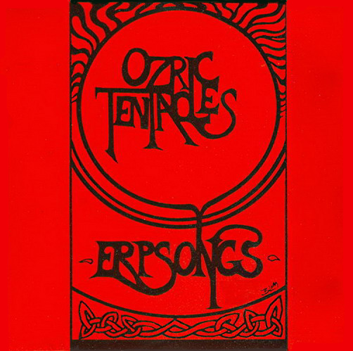 Ozric Tentacles Erpsongs album cover