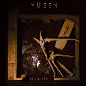 Yugen - Iridule CD (album) cover