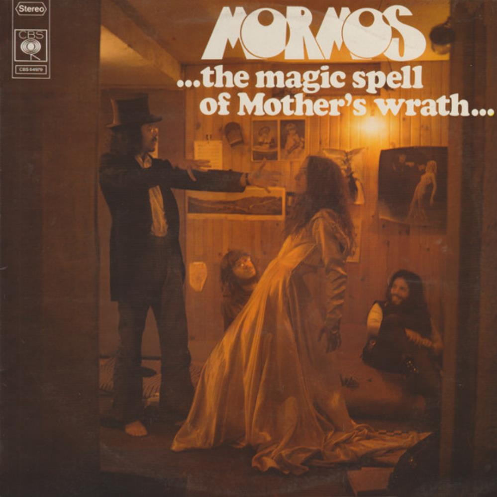 Mormos - The Magic Spell Of Mother's Wrath CD (album) cover