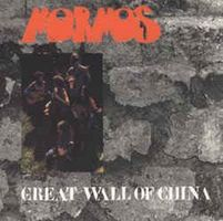 Mormos Great Wall Of China album cover