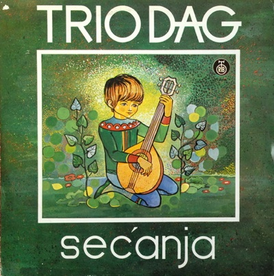 Secanja by TRIO DAG album cover