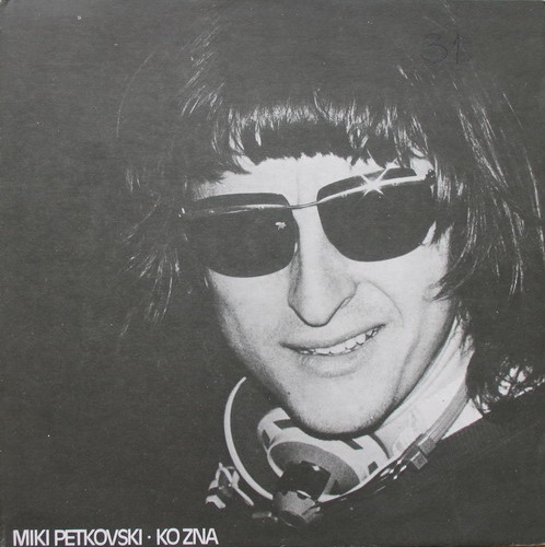 Miki Petkovski - Ko zna CD (album) cover