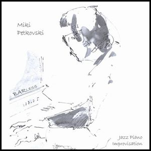 Miki Petkovski - Barless (Balkan) CD (album) cover