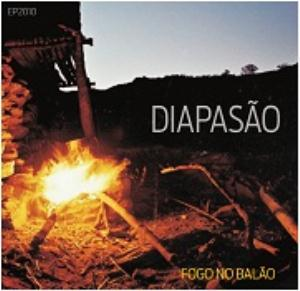 Fogo no Bal�o by DIAPASAO album cover