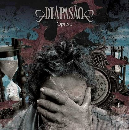 Diapasao - Opus 1 CD (album) cover