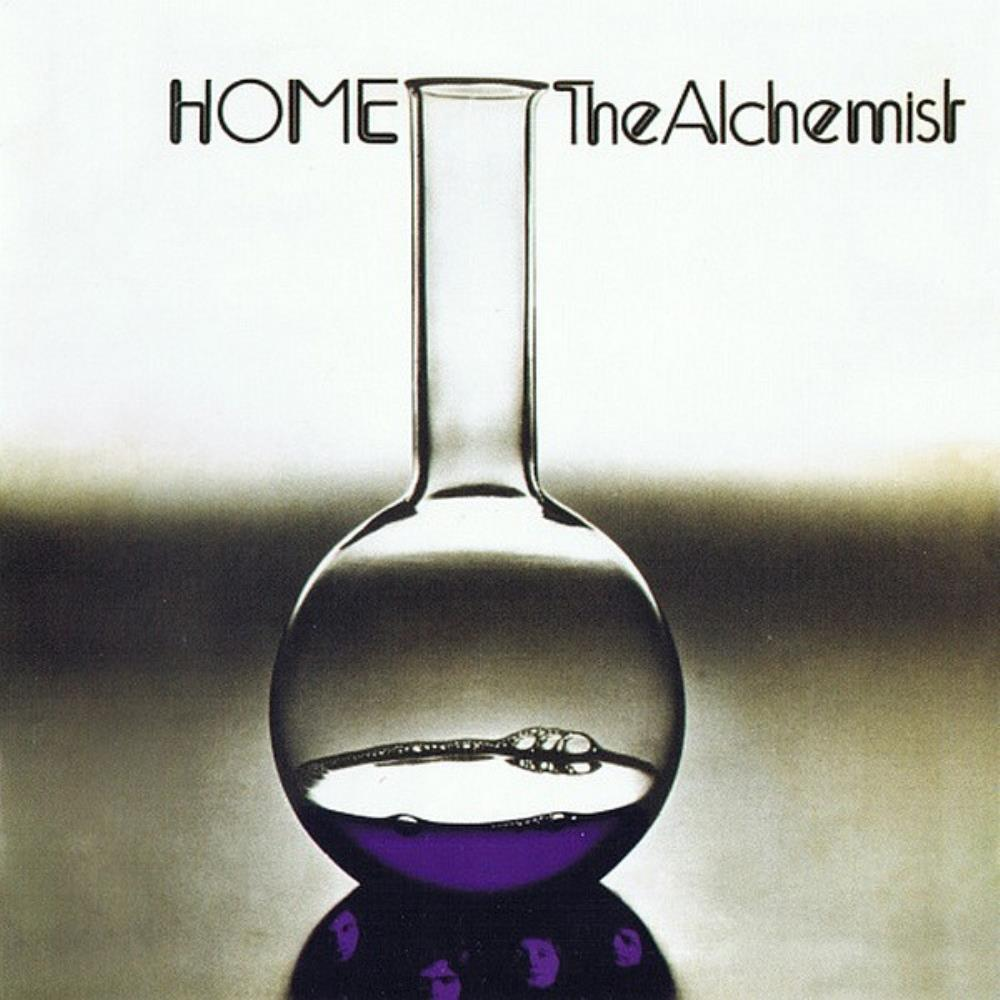 The Alchemist by HOME album cover