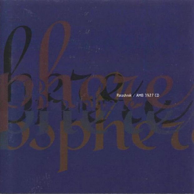Biosphere - Patashnik CD (album) cover