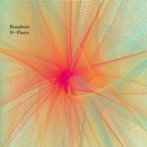 Biosphere - N Plants CD (album) cover