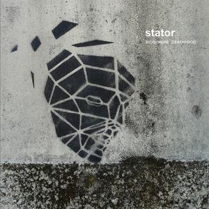 Biosphere and Deathprod: Stator by BIOSPHERE album cover