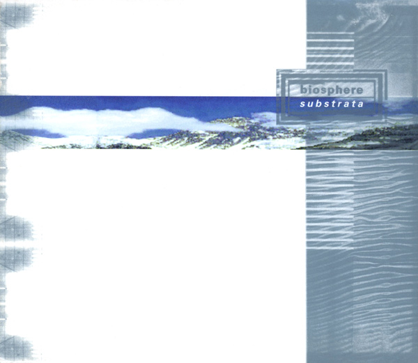 Biosphere Substrata album cover