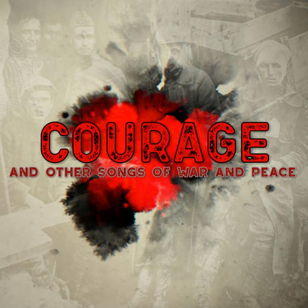 Pallas Courage - and Other Songs of War and Peace album cover