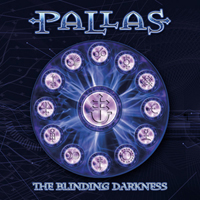 Pallas The Blinding Darkness album cover