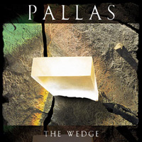Pallas - The Wedge CD (album) cover
