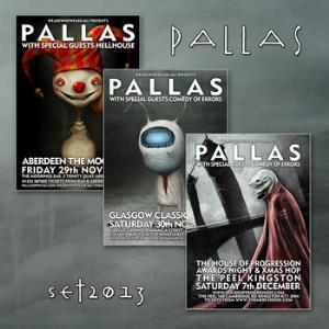 Pallas Set 2013 album cover