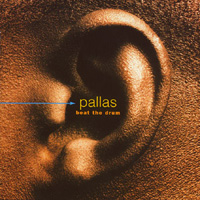 Pallas - Beat The Drum CD (album) cover