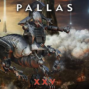 Pallas - XXV CD (album) cover