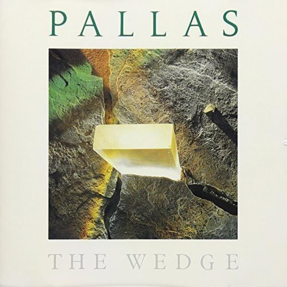 Pallas - The Wedge [Aka: Knightmoves To Wedge...] CD (album) cover