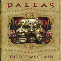 Pallas - The Dreams Of Men CD (album) cover