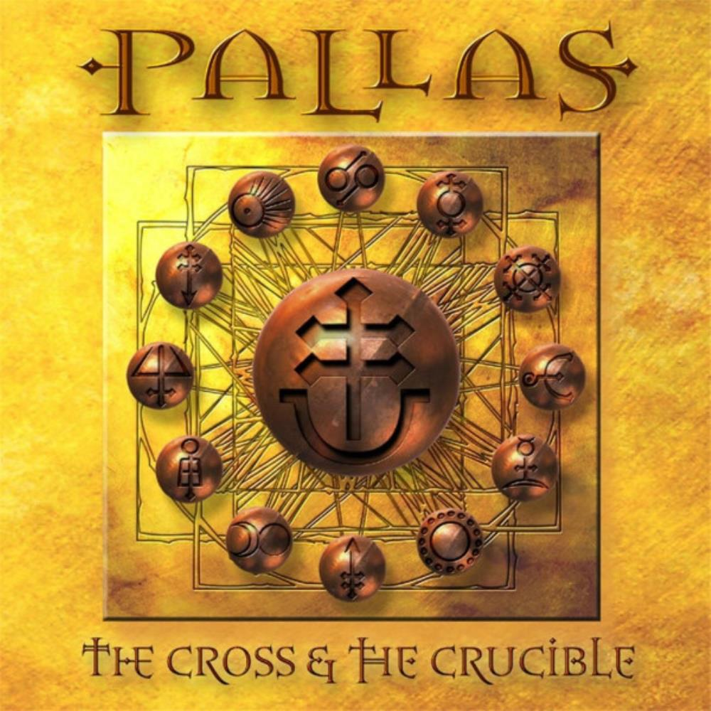 Pallas - The Cross And The Crucible CD (album) cover