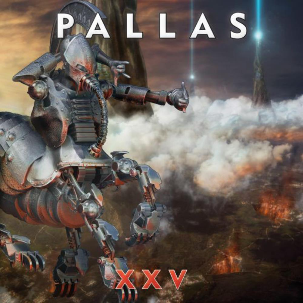 XXV by PALLAS album cover