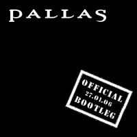 Pallas Official Bootleg 27.01.06 album cover