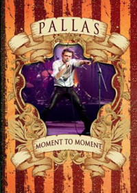 Pallas - Moment to Moment CD (album) cover