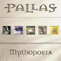 Pallas Mythopoeia  album cover