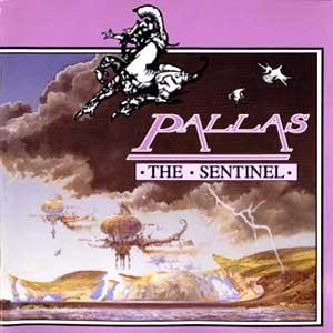 Pallas - The Sentinel CD (album) cover
