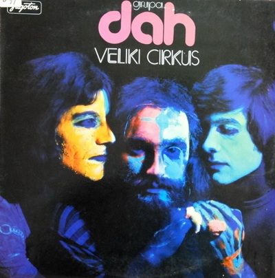 Veliki cirkus by DAH album cover