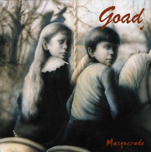 Goad - Masquerade CD (album) cover