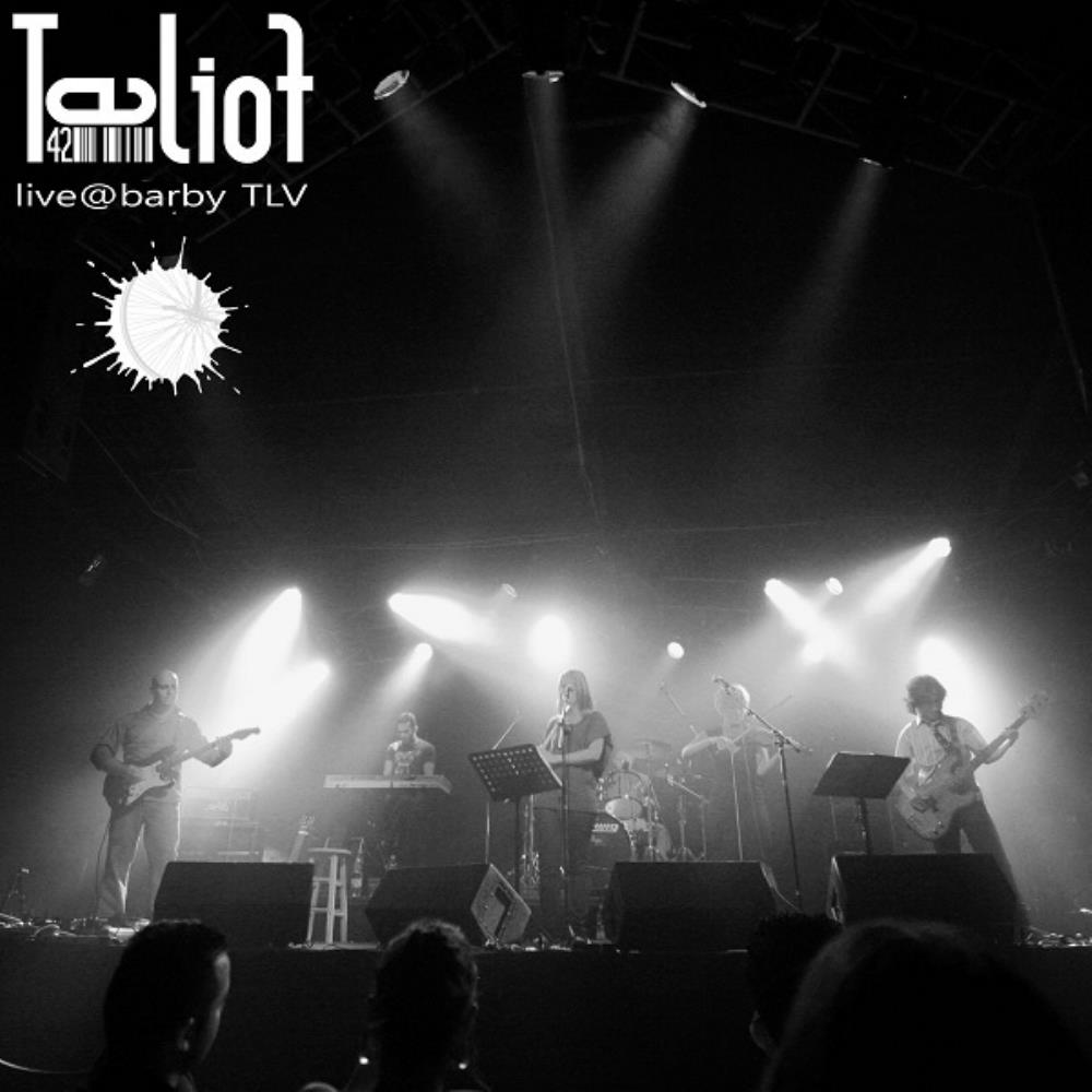 Live@Barby, TLV by TELIOF album cover