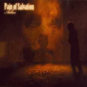 Pain Of Salvation - Ashes CD (album) cover