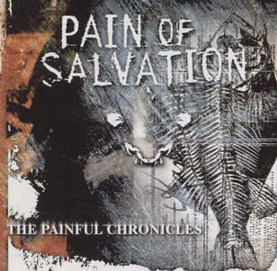 Pain Of Salvation - The Painful Chronicles CD (album) cover