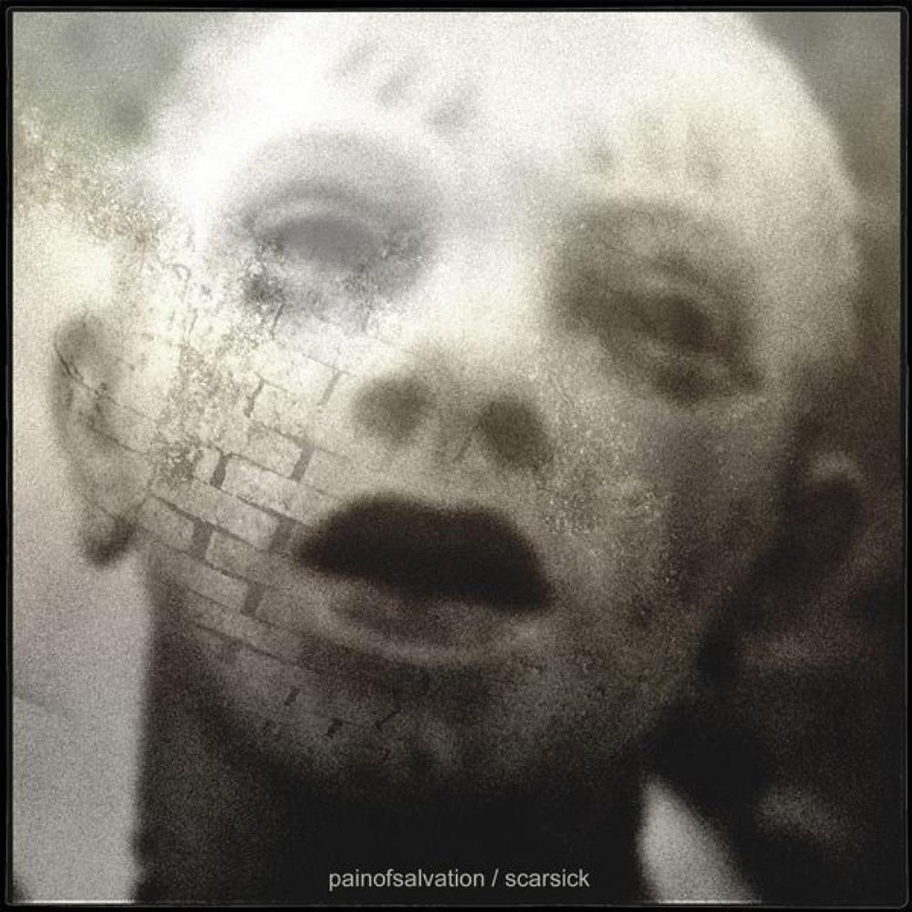 Pain Of Salvation - Scarsick CD (album) cover