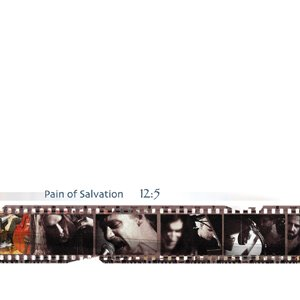 Pain Of Salvation - 12:5 CD (album) cover